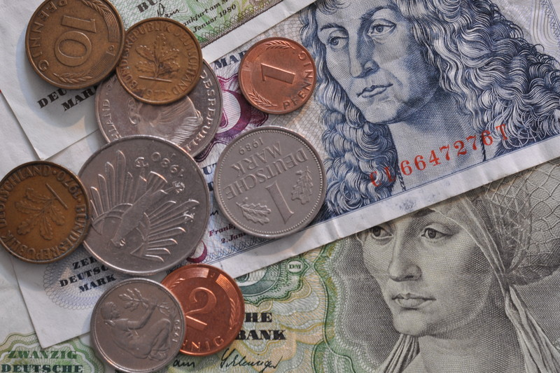 Währungsreform Euro